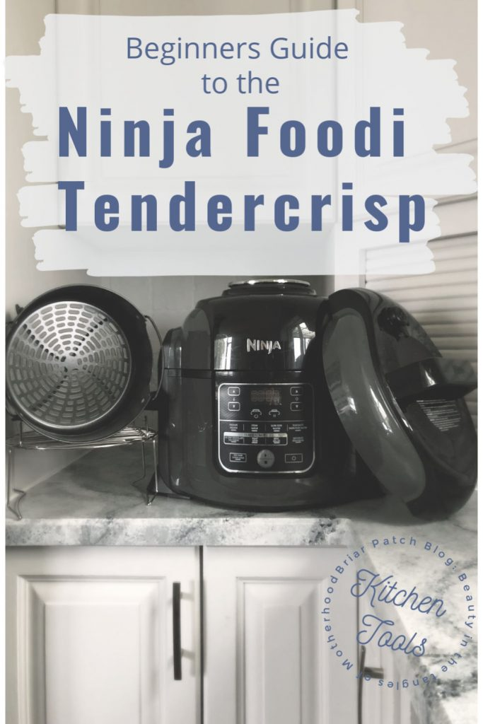Beginners Guide to the Ninja Foodi TenderCrisp