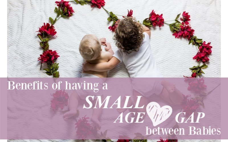 Encouragement and benefits to having children close in age