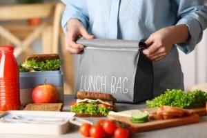 Packing your lunch instead of buying lunches can save you a lot of money. Save even more, by packaging your own bulk snacks into smaller individual portions for taking in your lunch.