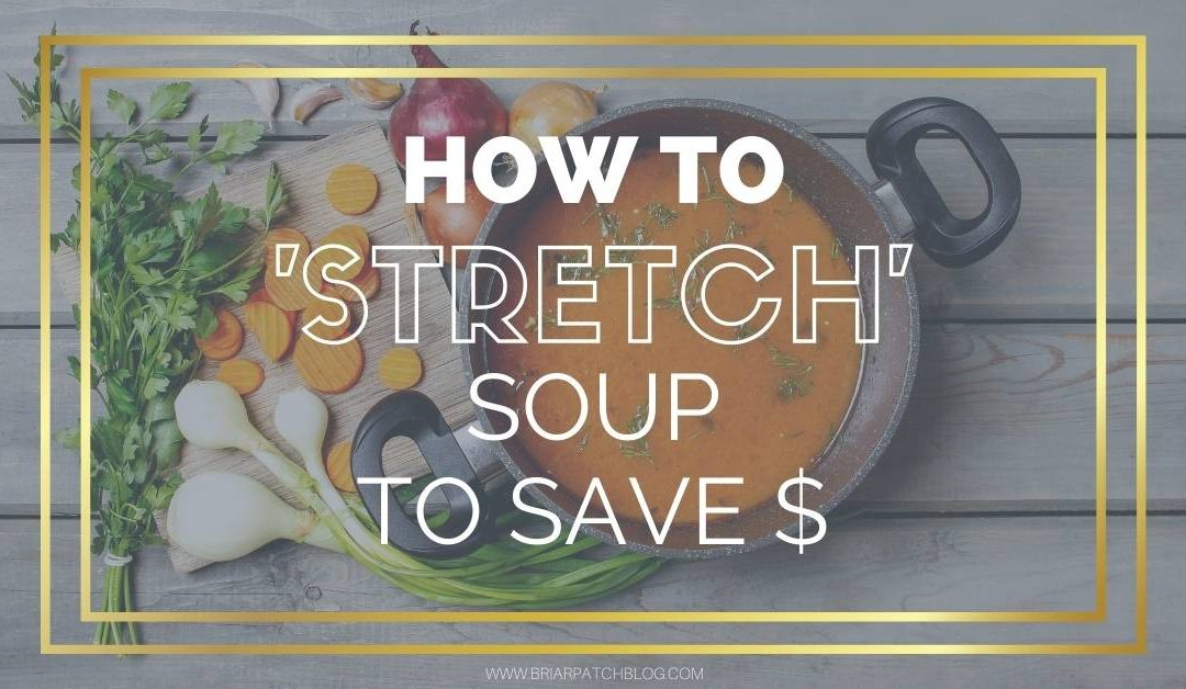 Budget Friendly Soup Cooking Tip