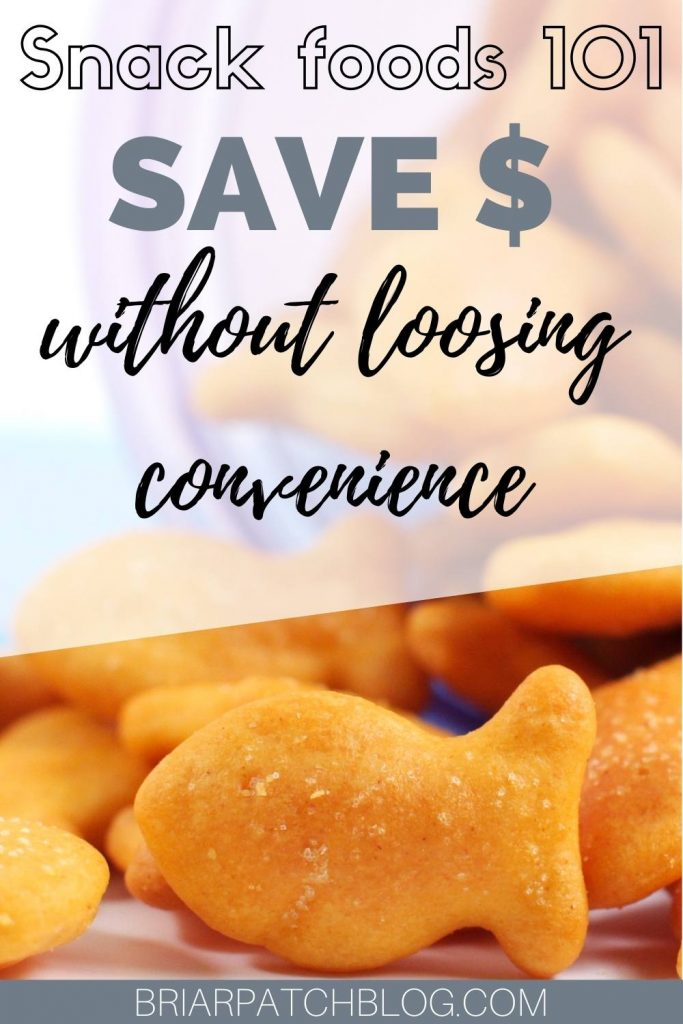 Practical, simple tips to help you save money on snack foods for your toddlers, or kids lunches. You can enjoy the convenience of snack foods without sacrificing the money that comes with it.